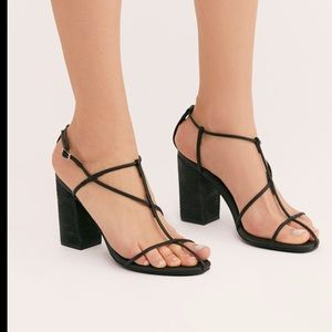 Jeffrey Campbell x Free People Strappy Sandals